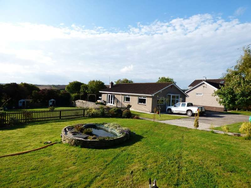 3 Bedrooms Detached Bungalow for sale in Arcadia, Elburton, Plymstock