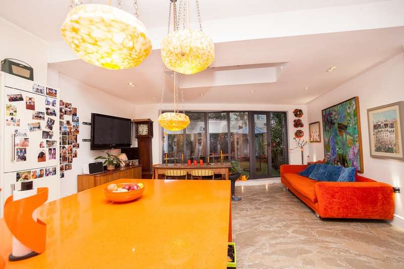 4 Bedrooms Terraced House for sale in Whitmore Gardens, Kensal Rise NW10