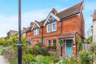 3 Bedrooms End Of Terrace House for sale in Peartree Cottages, Lewes Road, Ringmer, Lewes