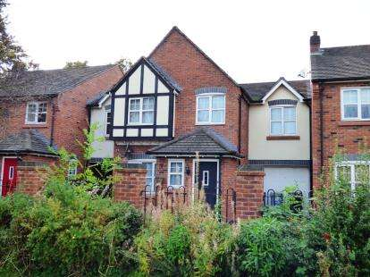 4 Bedrooms House for sale in Sunnymill Drive, Sandbach, Cheshire