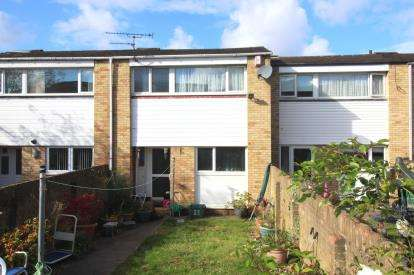 3 Bedrooms Terraced House for sale in Wickham View, Stapleton, Bristol