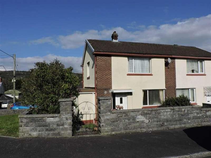 2 Bedrooms Property for sale in Jones Terrace, Glanamman