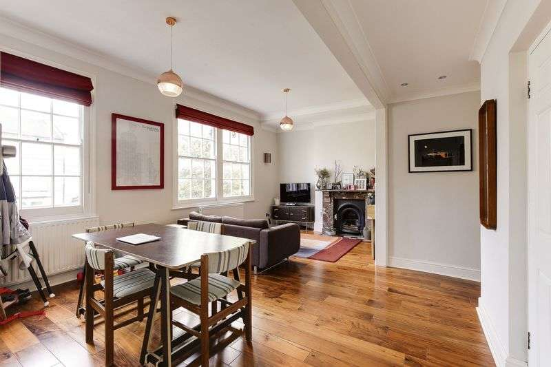 2 Bedrooms Flat for sale in Ashley Road, N19