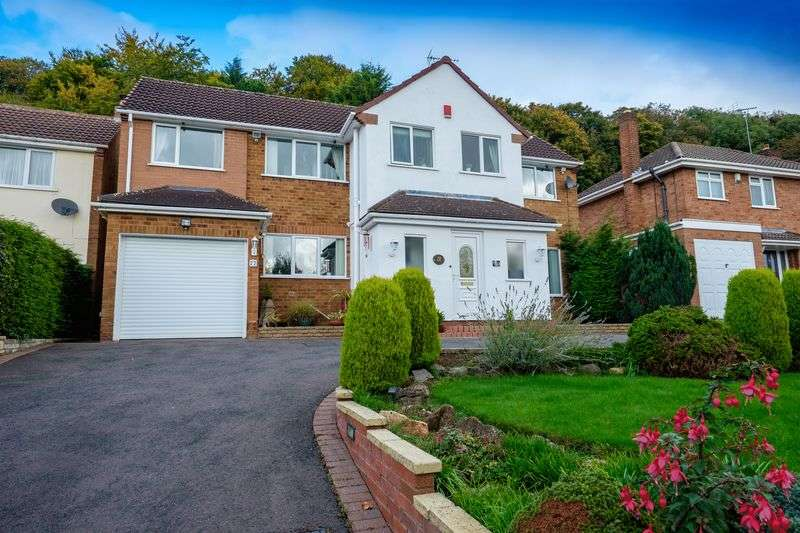4 Bedrooms Detached House for sale in Torvale Road, Wightwick, Wolverhampton