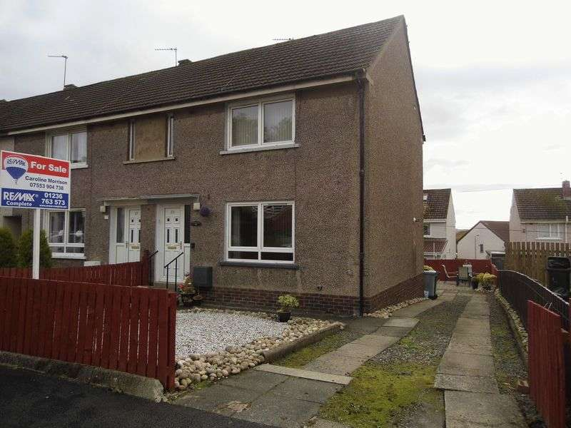2 Bedrooms Terraced House for sale in Loanhead Street, Kirkshaws, Coatbridge