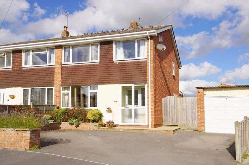3 Bedrooms Semi Detached House for sale in 8 Gledemoor Drive, Coalpit Heath, Bristol BS36 2PA