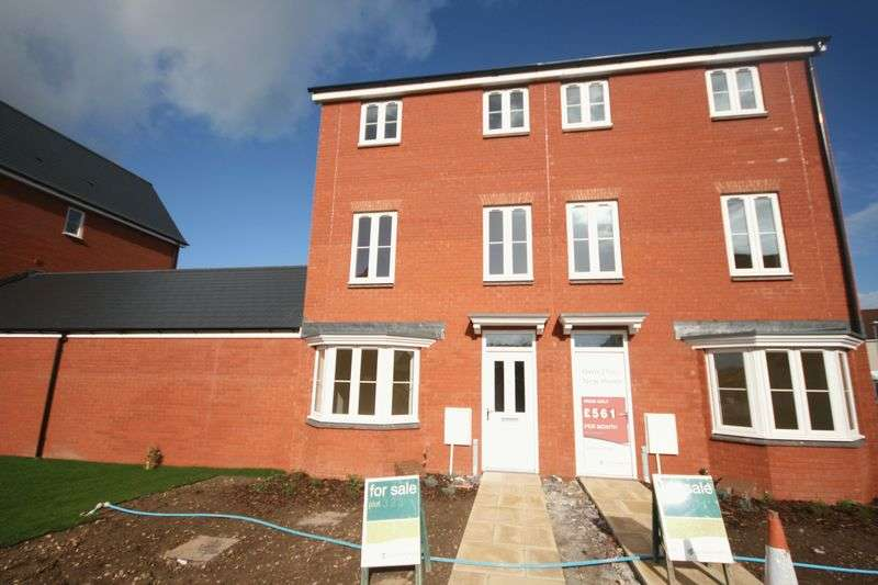 4 Bedrooms Semi Detached House for sale in Plot 323 'The Nightingales', North Petherton
