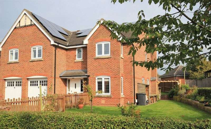 5 Bedrooms Detached House for sale in Church Street, Ightfield, Nr Whitchurch