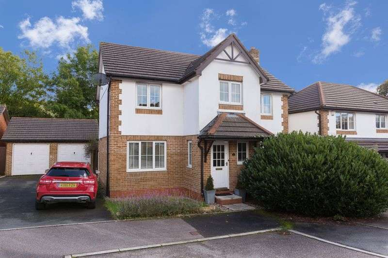 4 Bedrooms Detached House for sale in Gregor Road, Truro