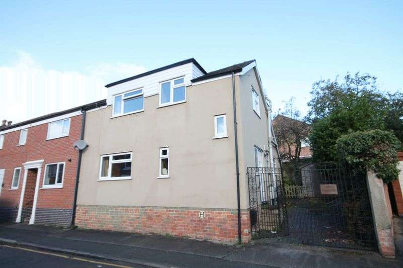 2 Bedrooms Semi Detached House for sale in THE PADDOCKS, THORNHILL ROAD, LITTLEOVER
