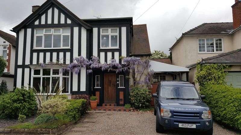 4 Bedrooms Detached House for sale in MIDDLETON AVENUE, LITTLEOVER