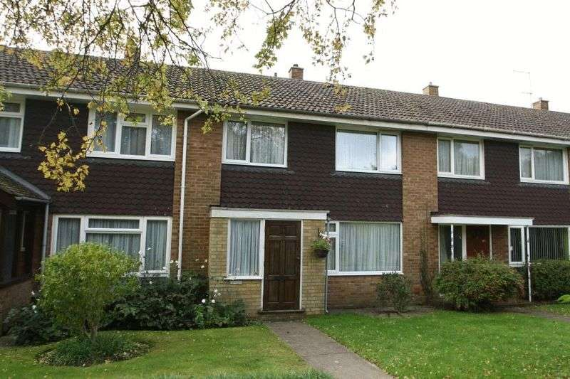 3 Bedrooms Terraced House for sale in Woodcote Green, High Wycombe