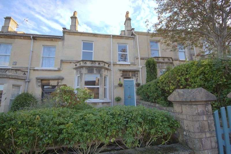 3 Bedrooms Terraced House for sale in Eastbourne Avenue, Bath