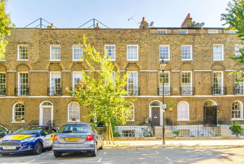 3 Bedrooms Maisonette Flat for sale in Stonefield Street, Islington, N1