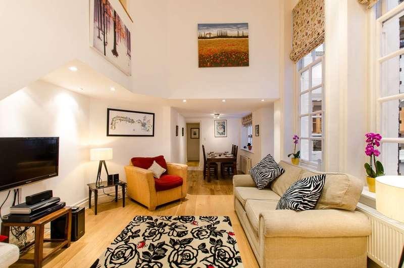 2 Bedrooms Flat for sale in Chelsea Embankment, Chelsea, SW3
