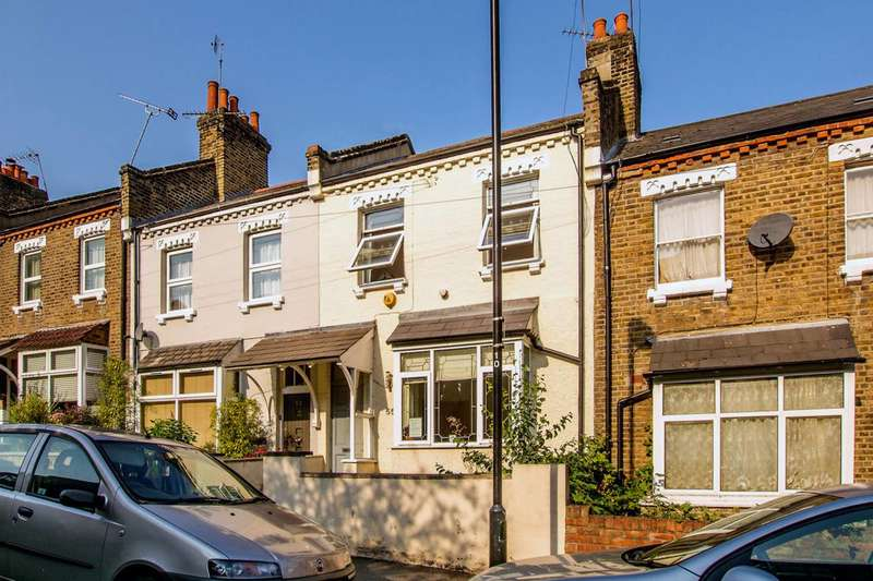2 Bedrooms House for sale in Bakers Hill, Clapton, E5