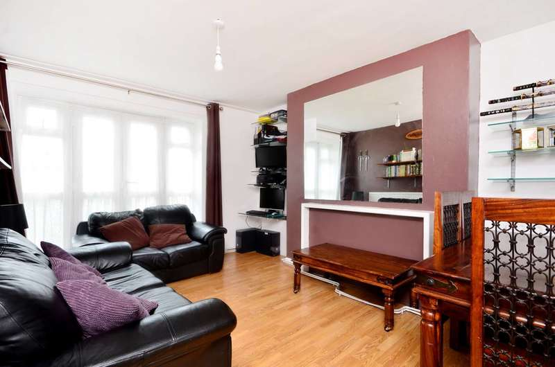 2 Bedrooms Flat for sale in Bethune Road, Stoke Newington, N16