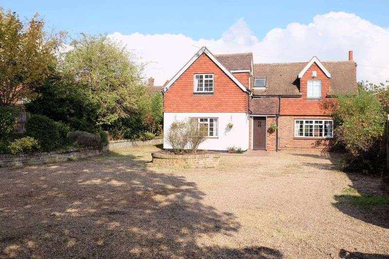 4 Bedrooms Detached House for sale in Dartford Road, Bexley