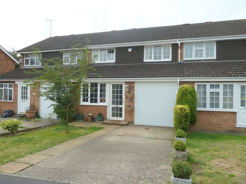 3 Bedrooms Terraced House for sale in Pinks Hill, High Firs, Swanley