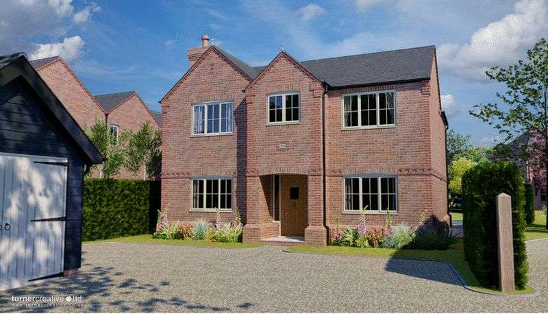 4 Bedrooms Detached House for sale in ST LEONARDS BUCKINGHAMSHIRE