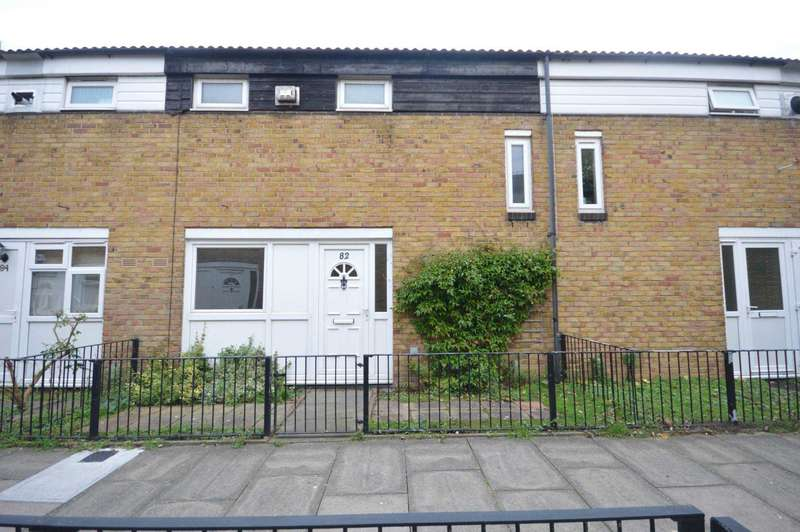 2 Bedrooms Terraced House for sale in Wren Path, Thamesmead