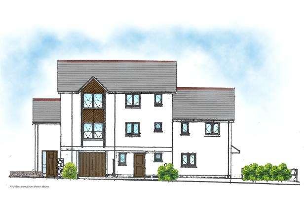 2 Bedrooms End Of Terrace House for sale in Castle Road, Okehampton, Devon
