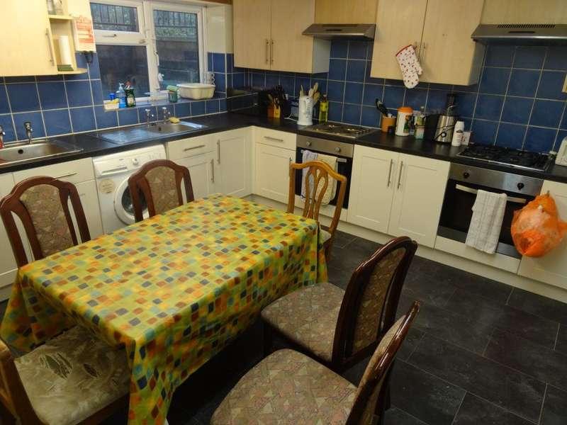 8 Bedrooms Terraced House for rent in Derwent Water Terrace, Headingley, LS6