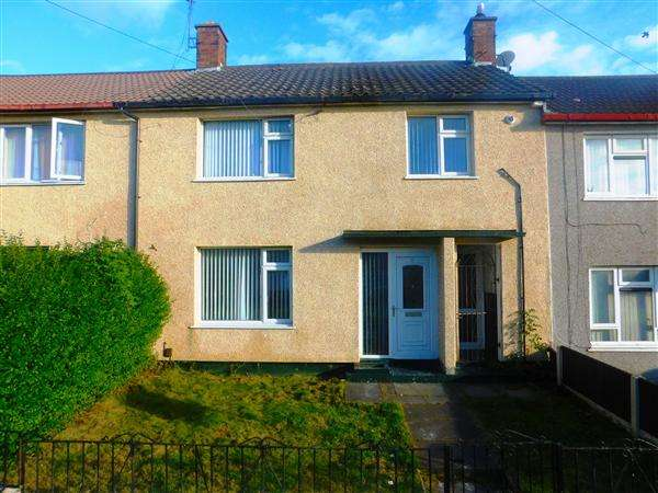 3 Bedrooms Terraced House for sale in Bolton Walk, Kirkby