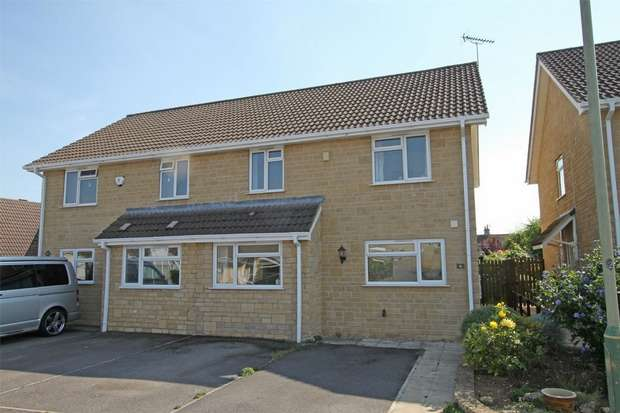 3 Bedrooms Semi Detached House for sale in 1b Budbury Tynings, Bradford on Avon, Wiltshire