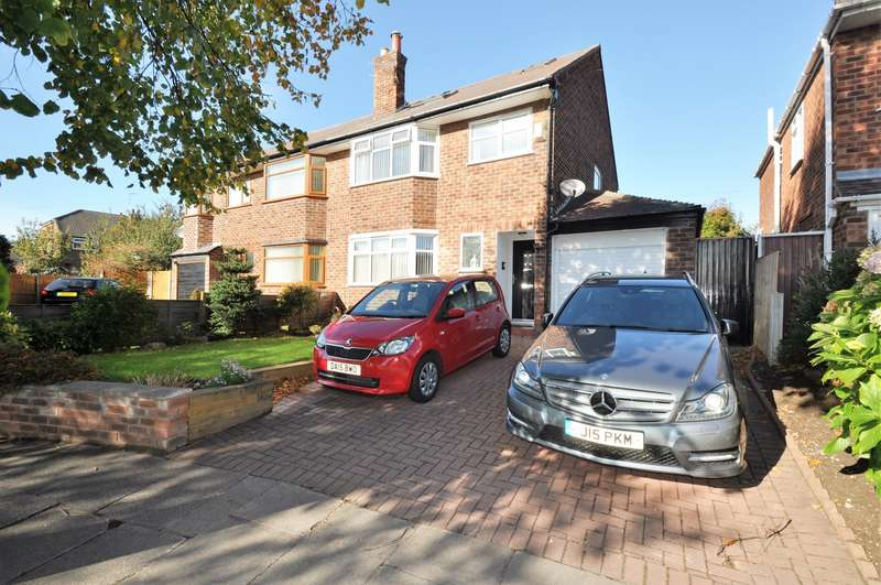 4 Bedrooms House for sale in Saltburn Road, Wallasey Village