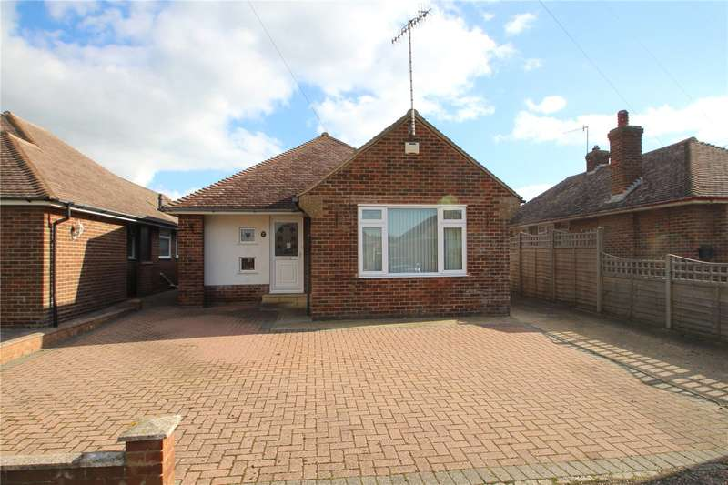 2 Bedrooms Detached Bungalow for sale in Finches Close, Lancing, West Sussex, BN15