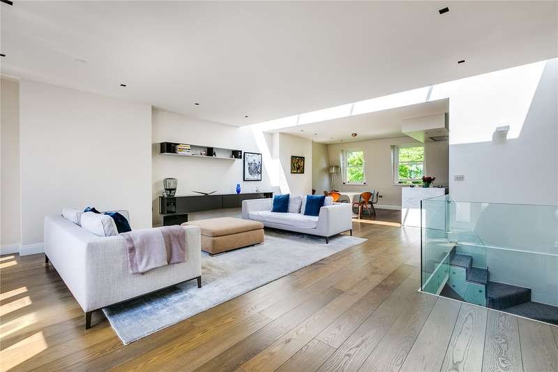 4 Bedrooms Flat for sale in Sinclair Road, London, W14