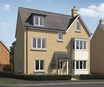 5 Bedrooms Detached House for sale in Aylesbury, Buckinghamshire