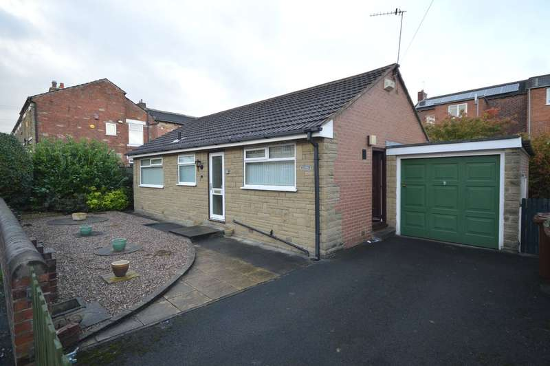 2 Bedrooms Detached Bungalow for sale in Ryecroft Street, Ossett