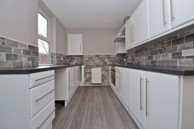 2 Bedrooms Terraced House for sale in Cambridge Street, Normanton