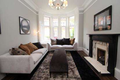 2 Bedrooms Flat for sale in Walton Street, Shawlands, Glasgow