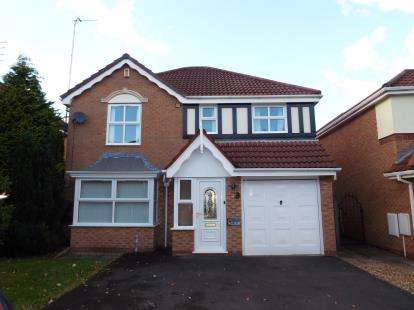 4 Bedrooms Detached House for sale in Percival Way, St. Helens, Merseyside, WA10