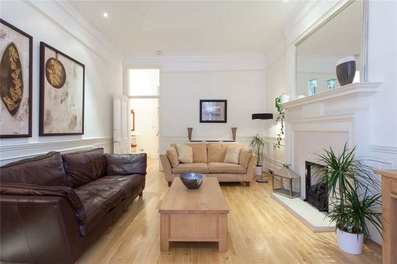 4 Bedrooms Ground Flat for sale in Philbeach Gardens, London, SW5
