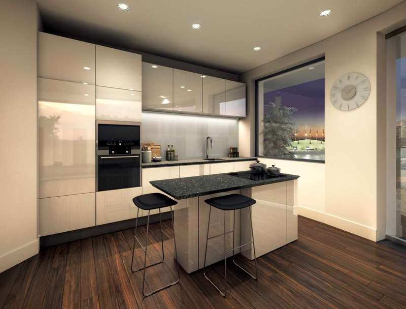2 Bedrooms Flat for sale in Tidal Basin Road, Royal Docks