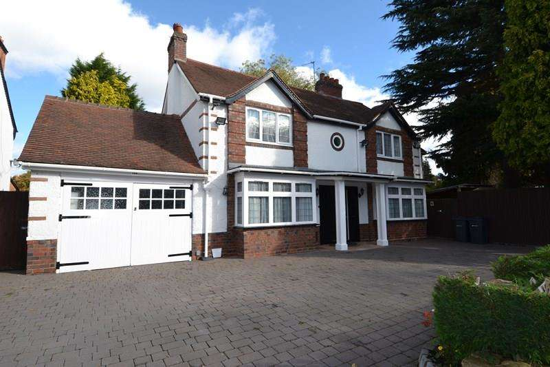 4 Bedrooms Detached House for sale in Oxford Road, Moseley, Birmingham