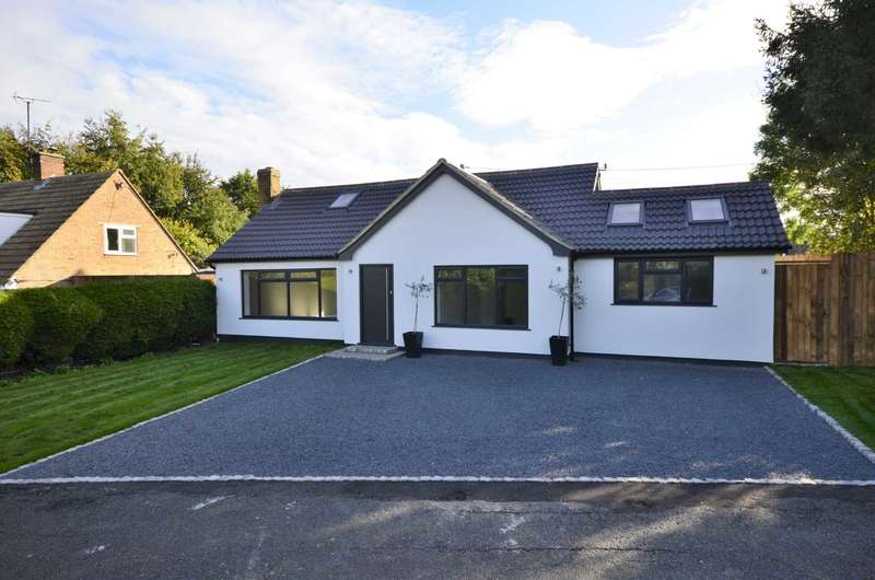 4 Bedrooms Detached House for sale in The Hopgrounds, Braintree