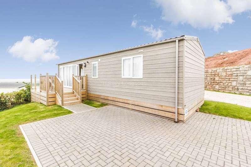 2 Bedrooms Caravan Mobile Home for sale in Shaldon, Devon
