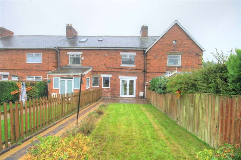 3 Bedrooms Terraced House for sale in Keswick Road, Stanley, Durham, DH9