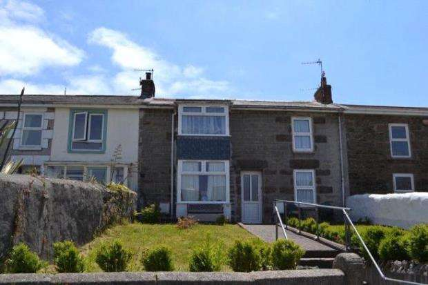 2 Bedrooms Terraced House for sale in Hayle Terrace, Hayle, Cornwall