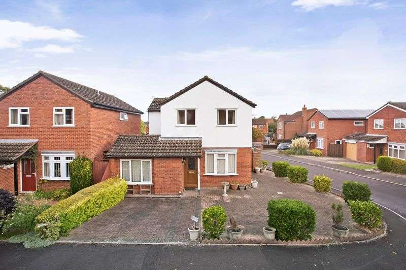 3 Bedrooms Detached House for sale in Webbers Way, Puriton