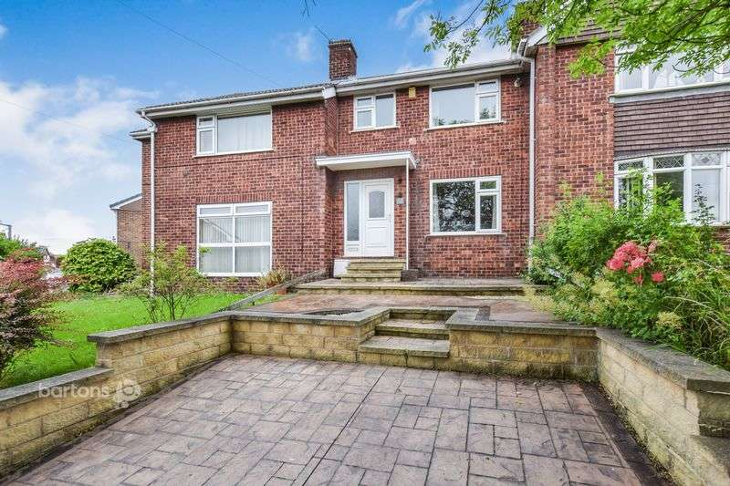 3 Bedrooms Terraced House for sale in Thornhill Avenue, Brinsworth