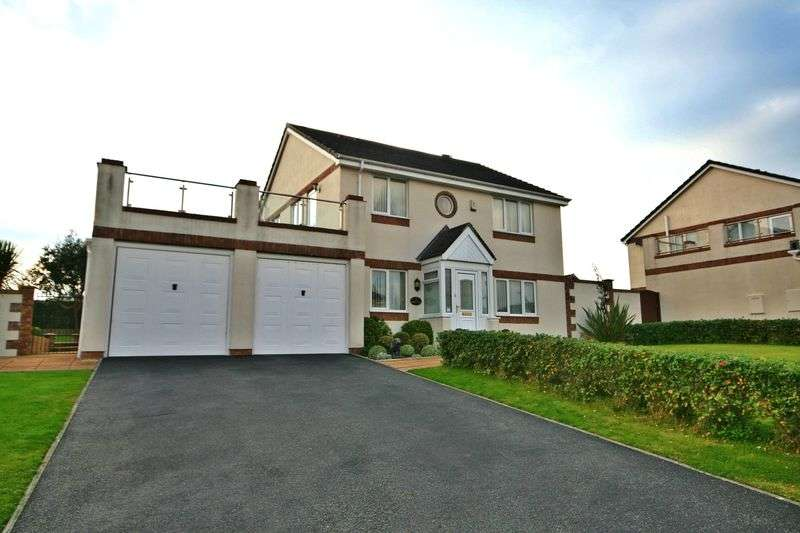 4 Bedrooms Detached House for sale in Trearddur Road, Anglesey