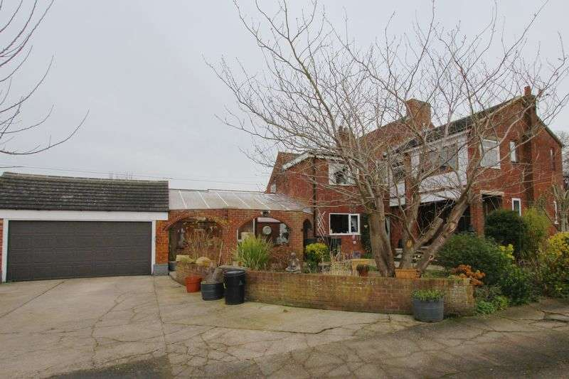3 Bedrooms Semi Detached House for sale in Beulahland, South Ferriby