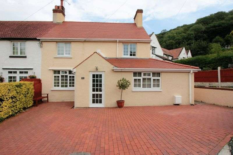 4 Bedrooms Semi Detached House for sale in Ffordd Tanrallt, Meliden