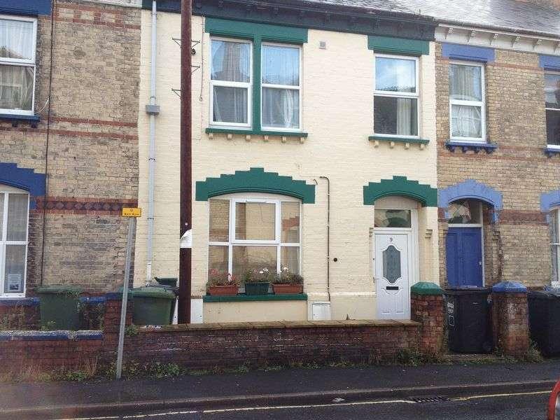 3 Bedrooms Flat for sale in 3 Bedroom Masionette, Summerland Street, Barnstaple